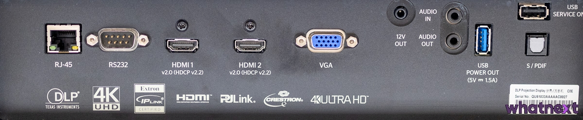 Optoma UHD51 test recenzja