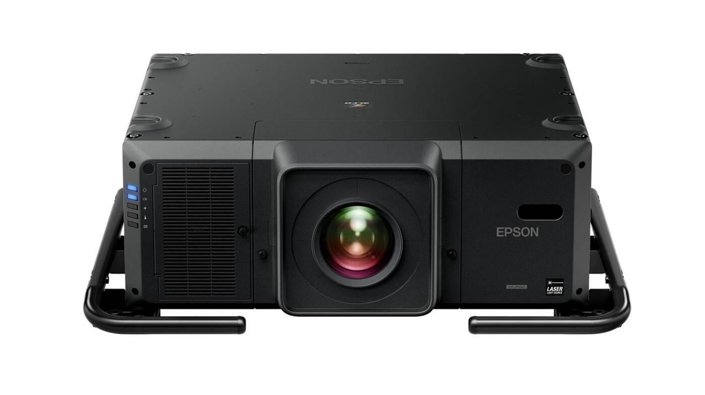 Oto jak dotąd najjaśniejszy projektor Epson