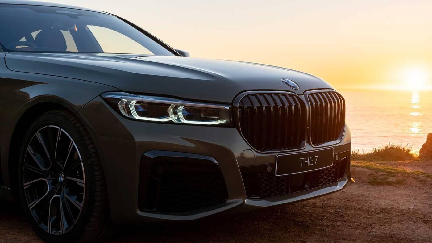Oto luksusowe BMW 745Le xDrive stworzone przez BMW Individual