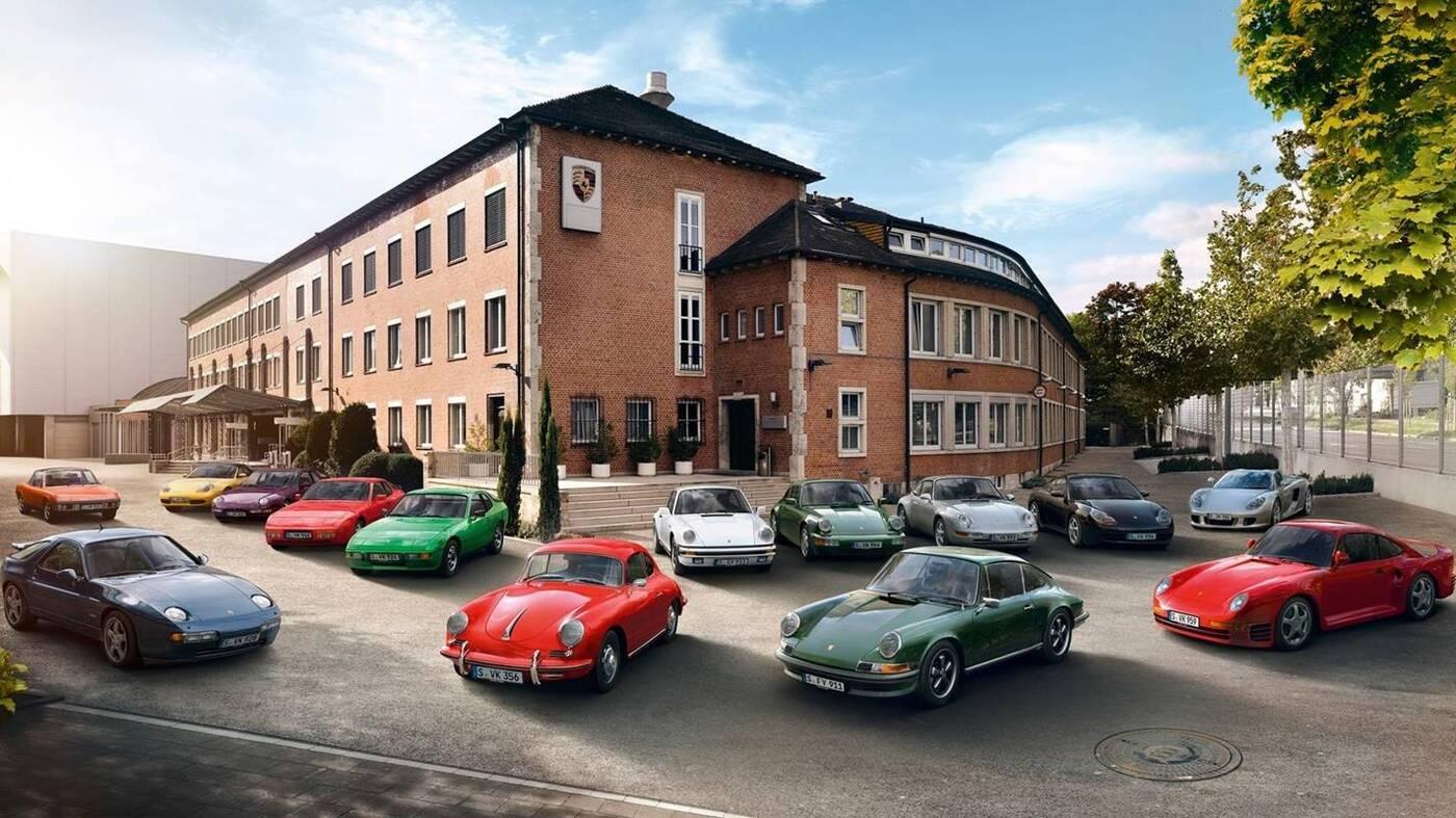 Paliwa syntetyczne Porsche uratują klasyczne samochody?