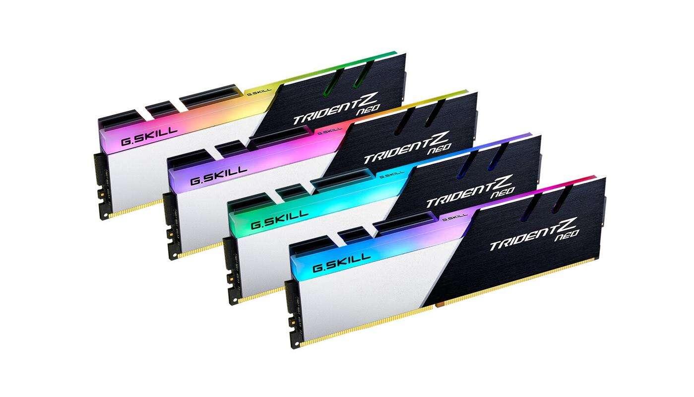 Pamięci Trident Z Neo DDR4 zyskują dzięki procesorom Ryzen 5000