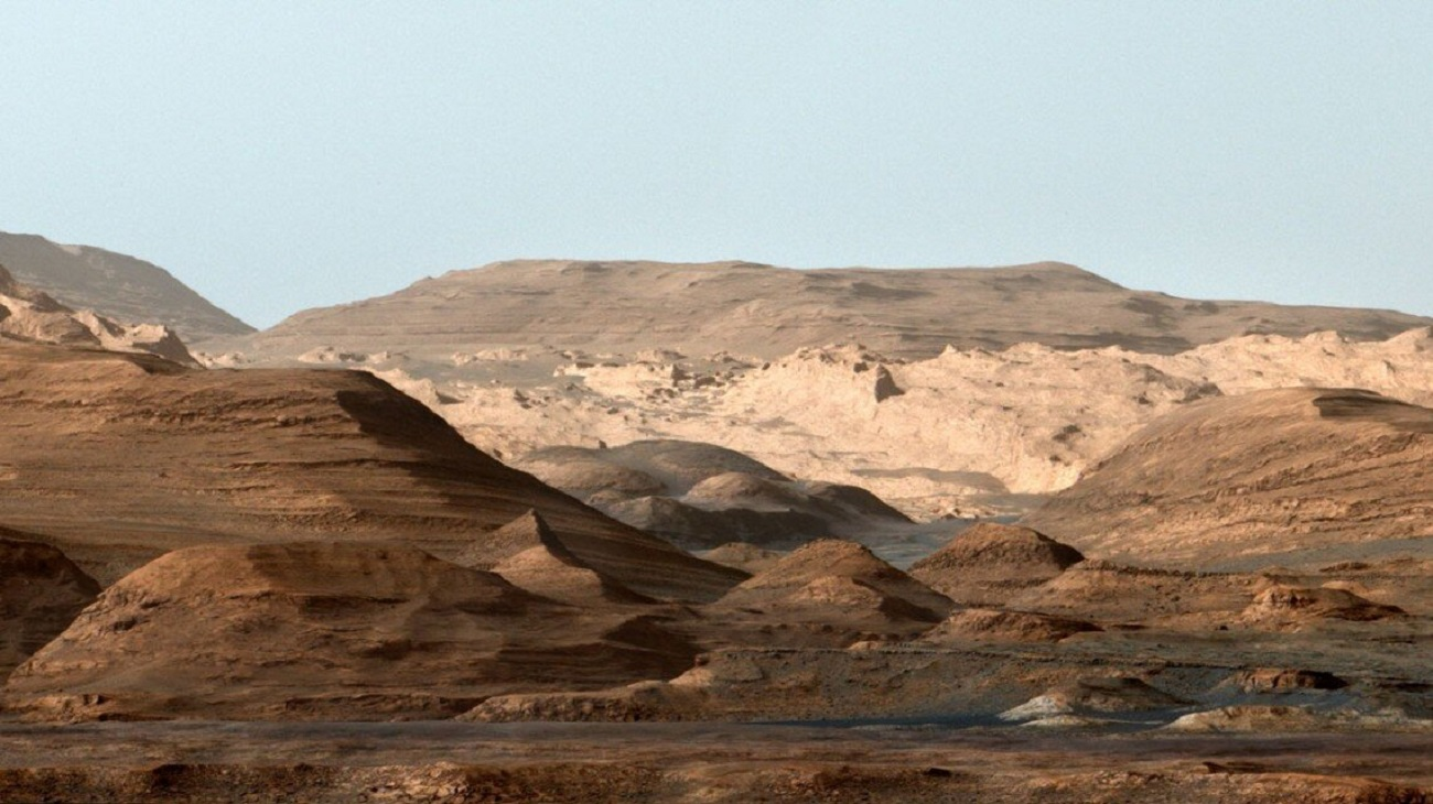 Ogromna powódź na Marsie. Wiemy, co mogło ją wywołać