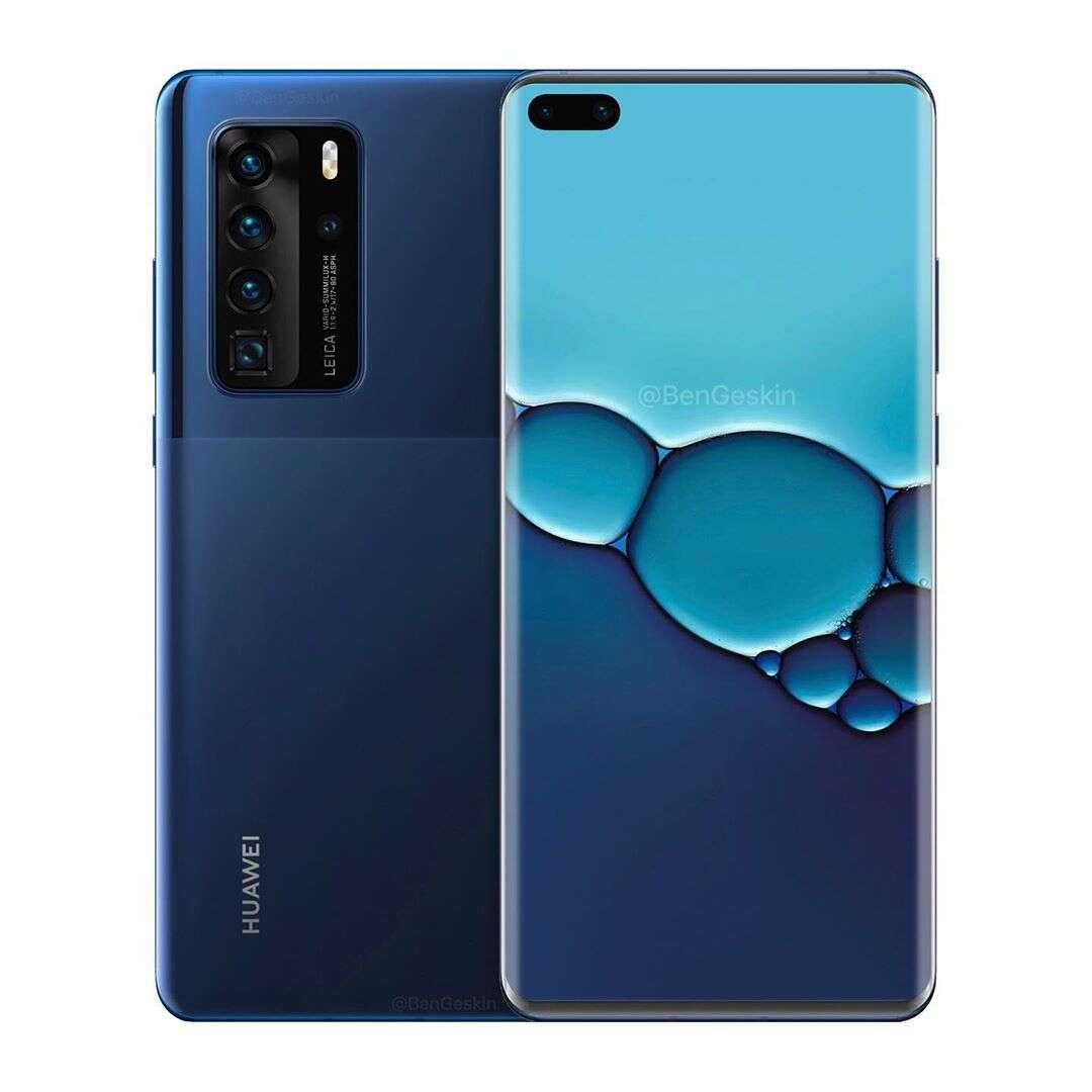 Kiedy na rynek trafi Huawei P50?