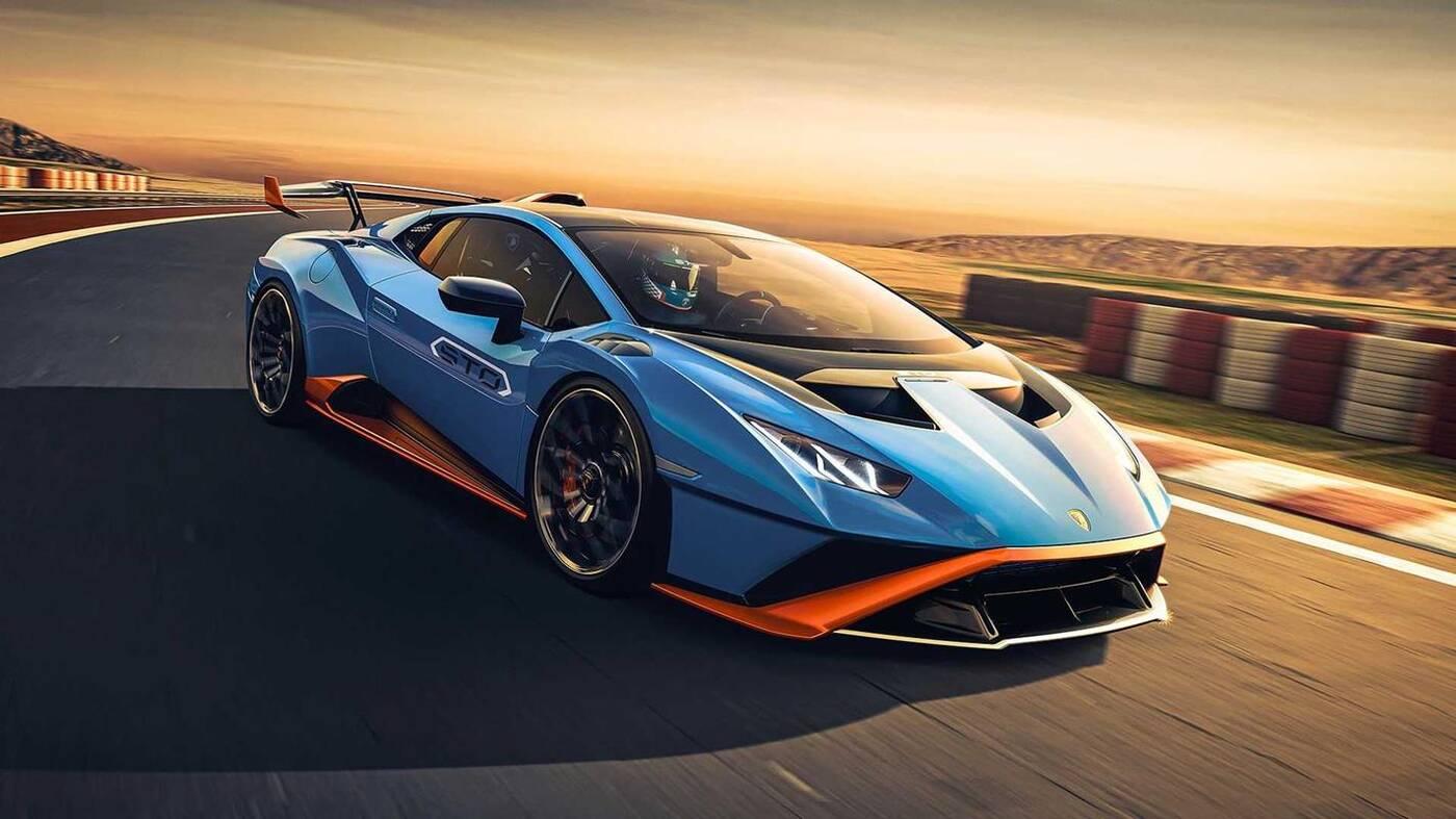 Premiera Lamborghini Huracan STO, czyli wyścigowego samochodu na drogi