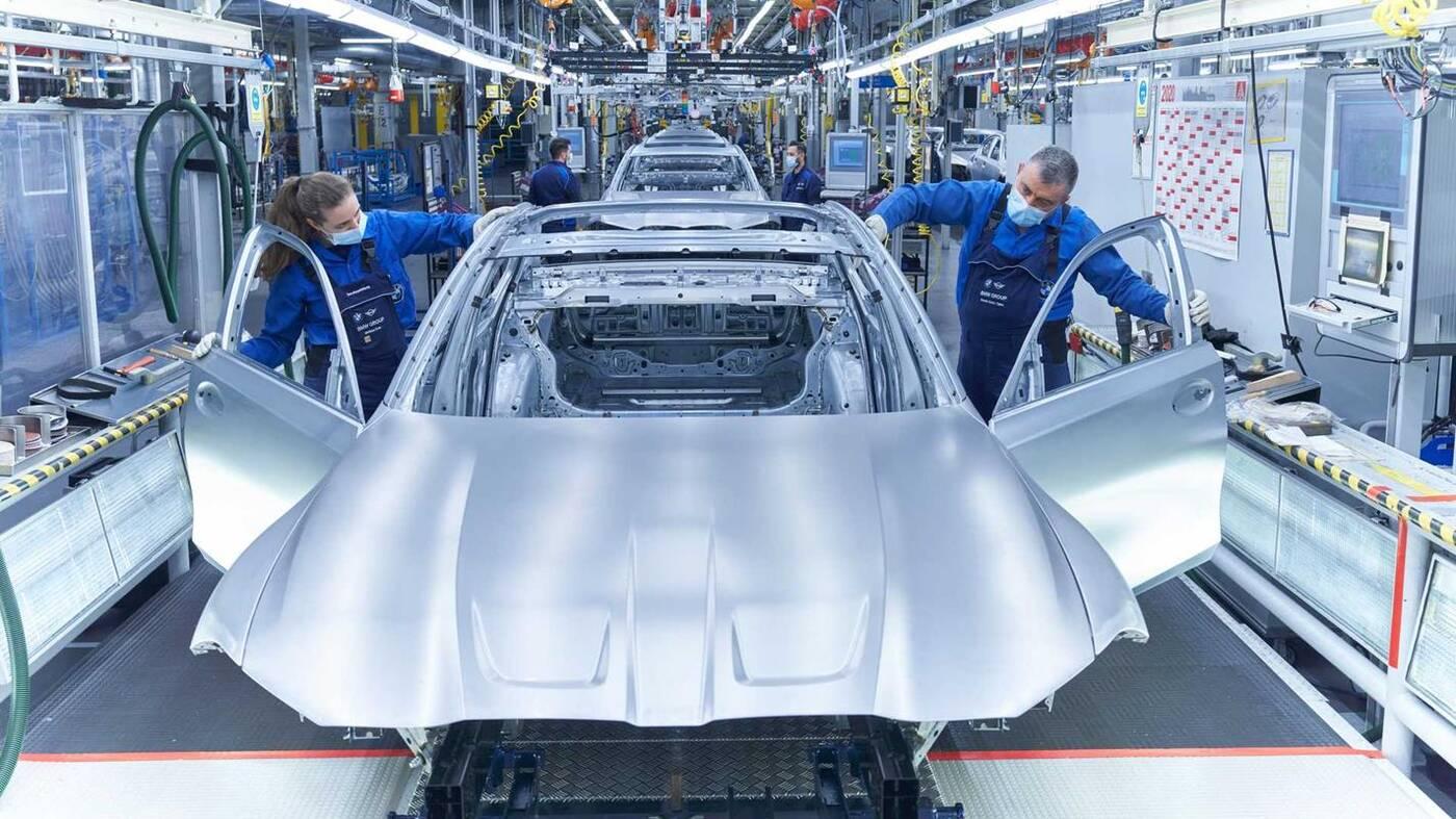 Produkcja BMW M3 i M4 2021 rusza. Szykujcie kiełbaski na te grille