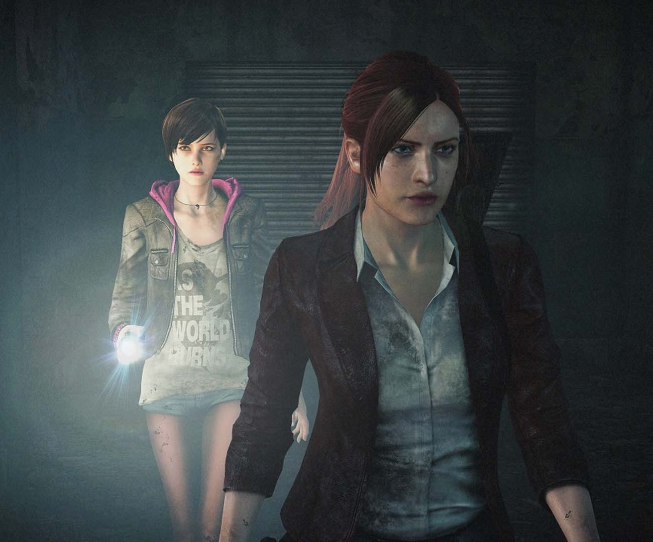 Resident Evil Revelations 3 powstaje i skupia się na małej konsolce