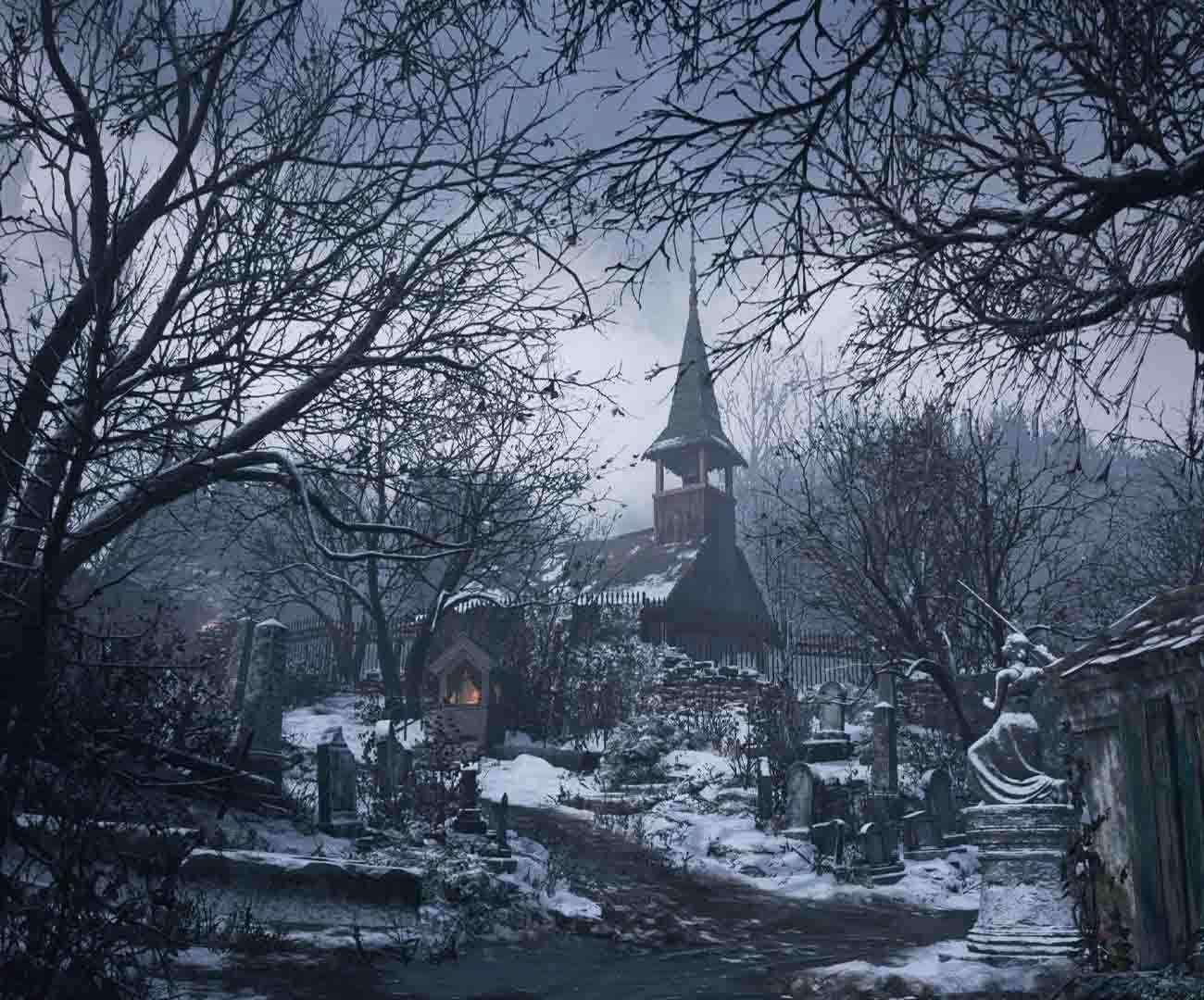 Resident Evil Village może zadebiutować już w kwietniu