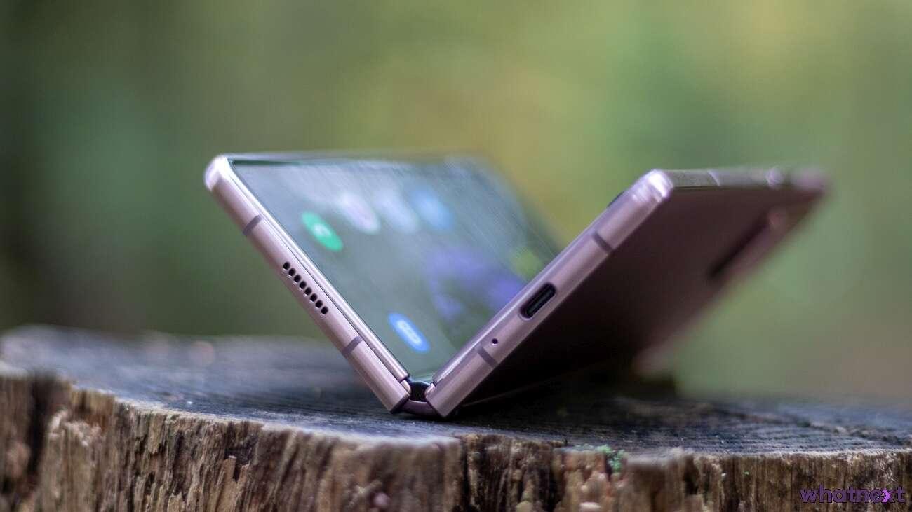 Galaxy Z Fold3 Samsunga