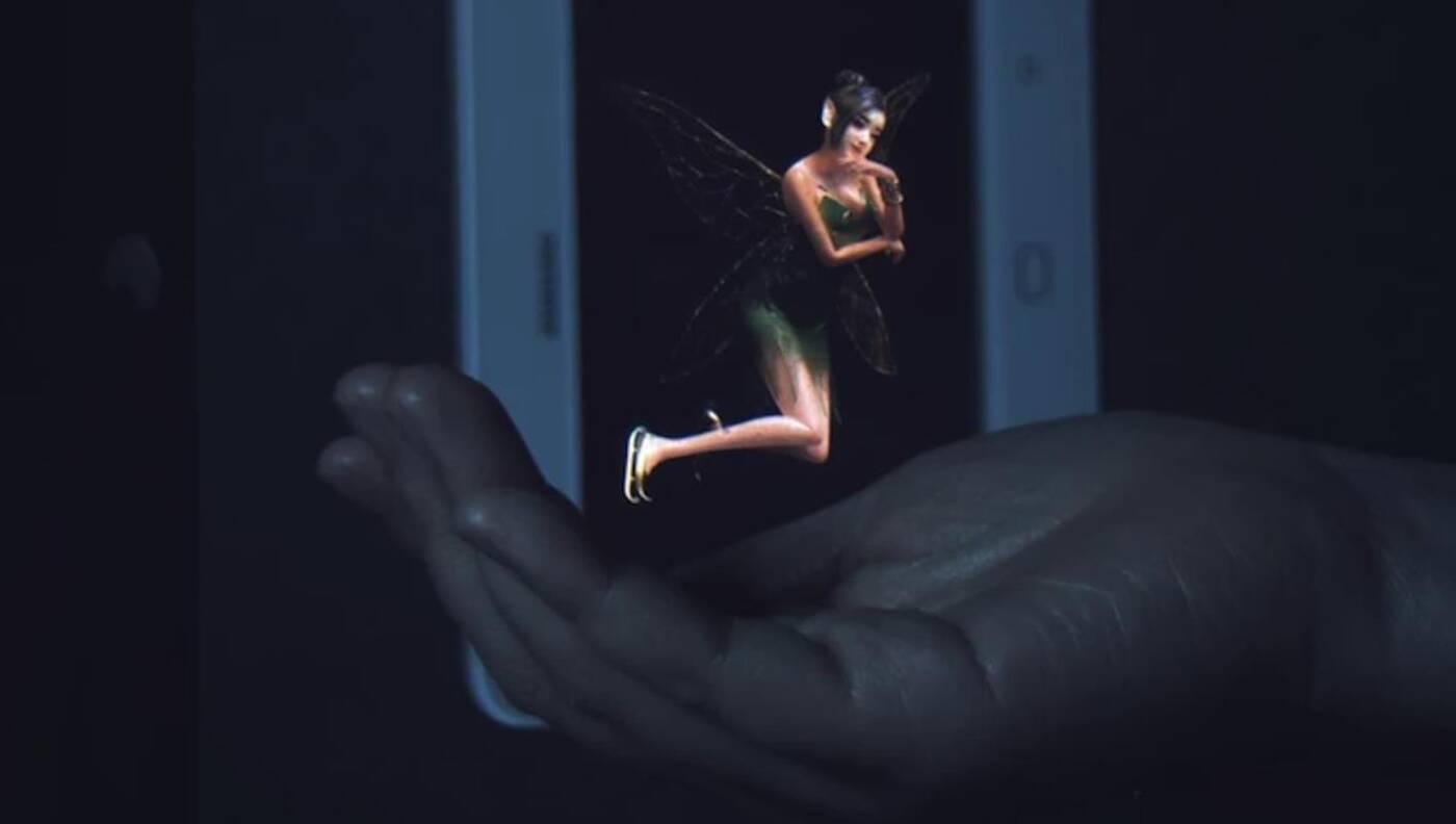 Samsung właśnie przybliżył nas do ery hologramów