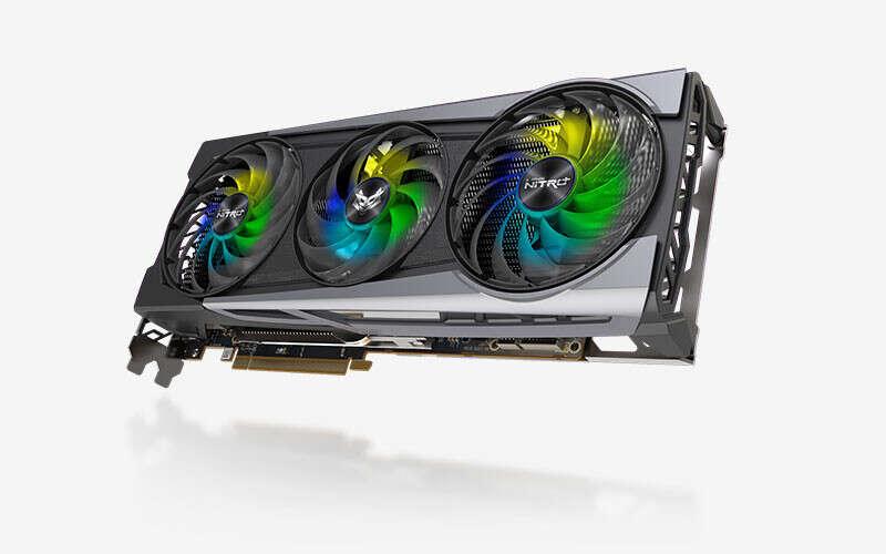 wygląd Sapphire Radeon RX 6800 XT NITRO+