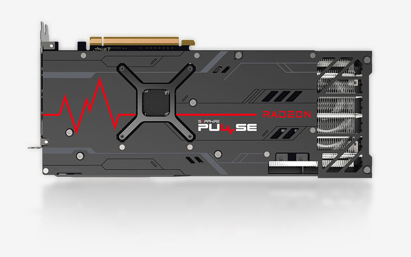 wygląd Sapphire Radeon RX 6800 XT Pulse