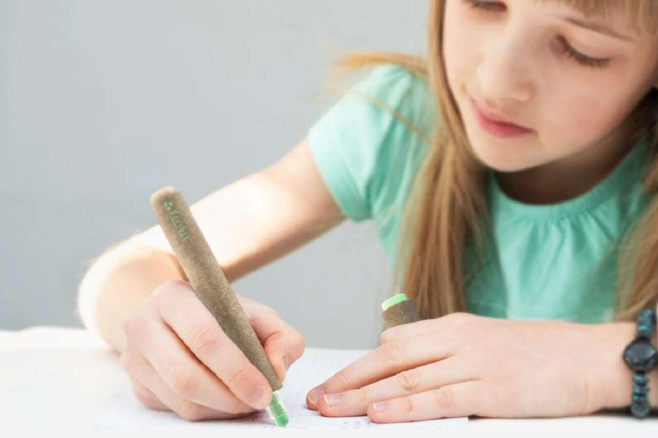 Scribit, czyli pierwsze w pełni przetwarzalny marker