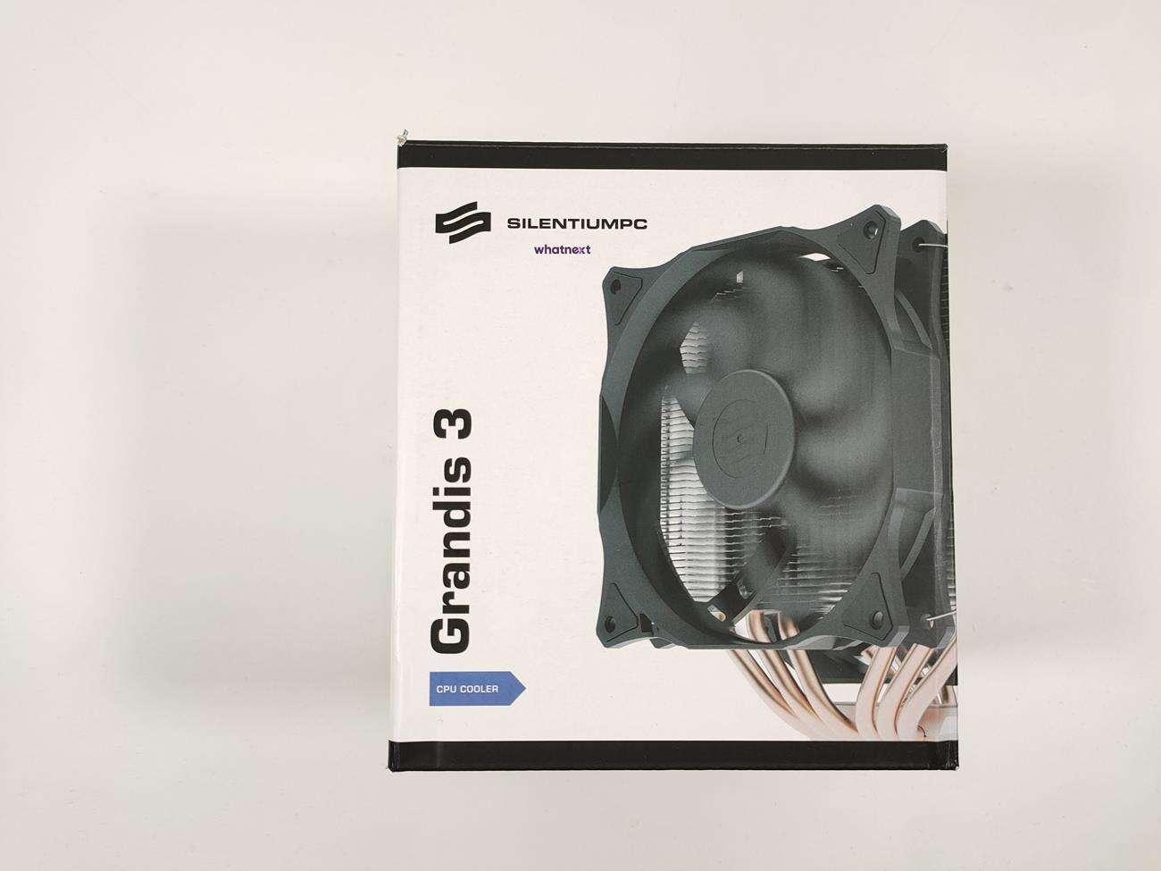 test SilentiumPC Grandis 3, recenzja SilentiumPC Grandis 3, review SilentiumPC Grandis 3, opinia SilentiumPC Grandis 3
