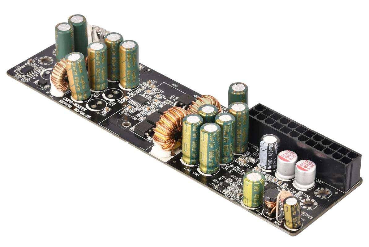 SilverStone AD120-DC, to zasilacz do komputerów małego formatu