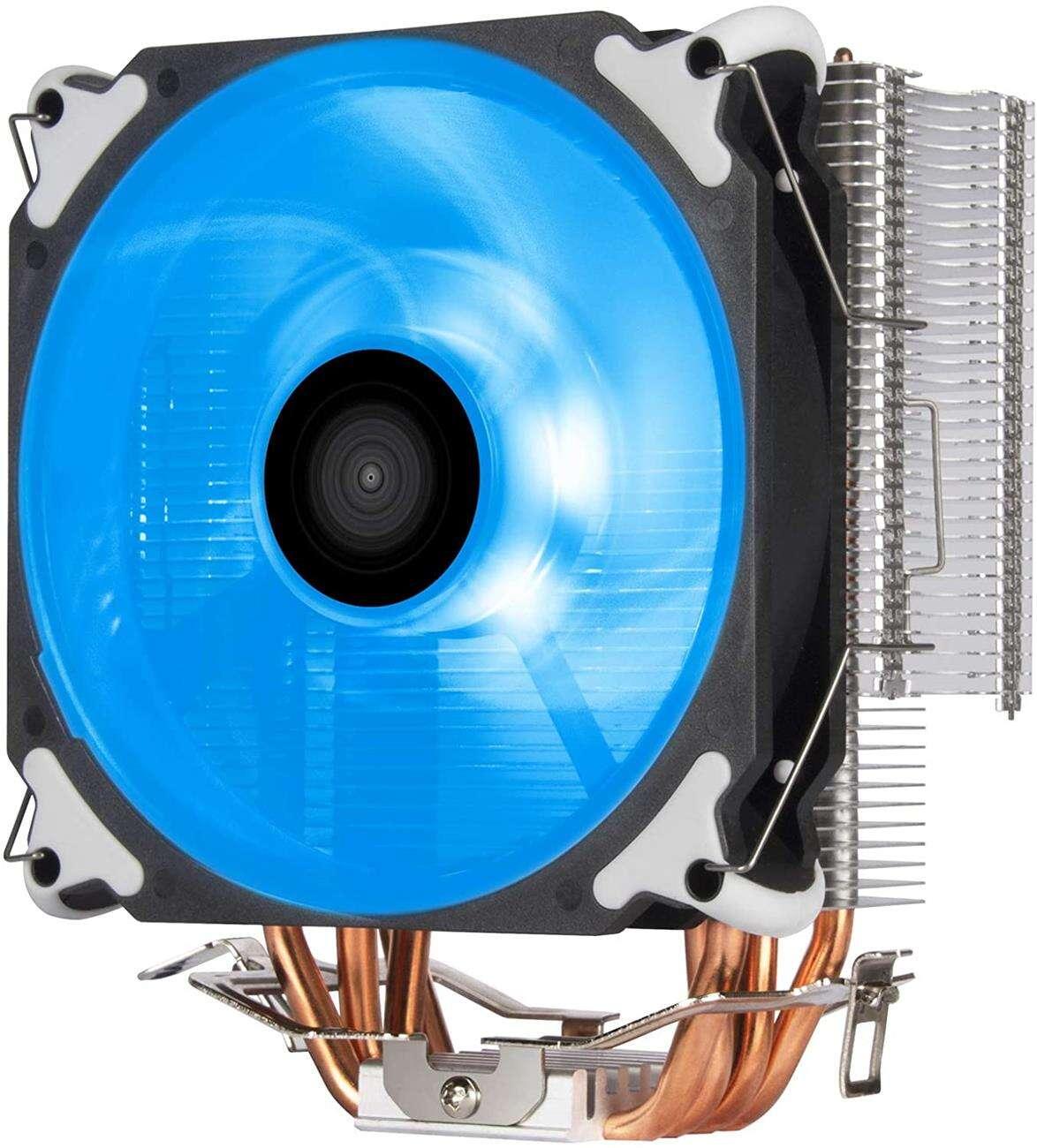 Test chłodzenia SilverStone AR12-RGB