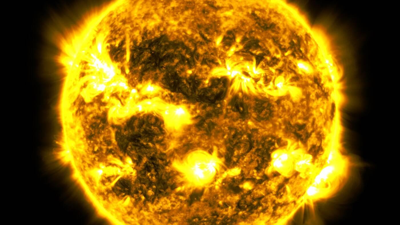 Jak powstało słońce?