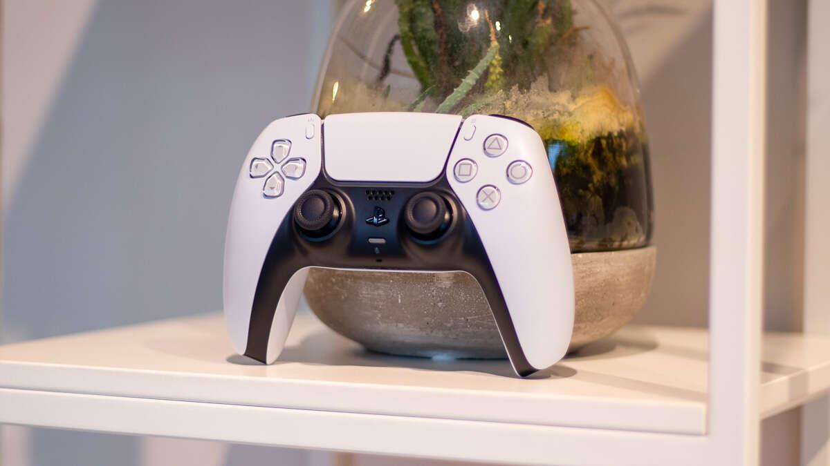 Kontroler PlayStation 5 na Steam już ze wsparciem