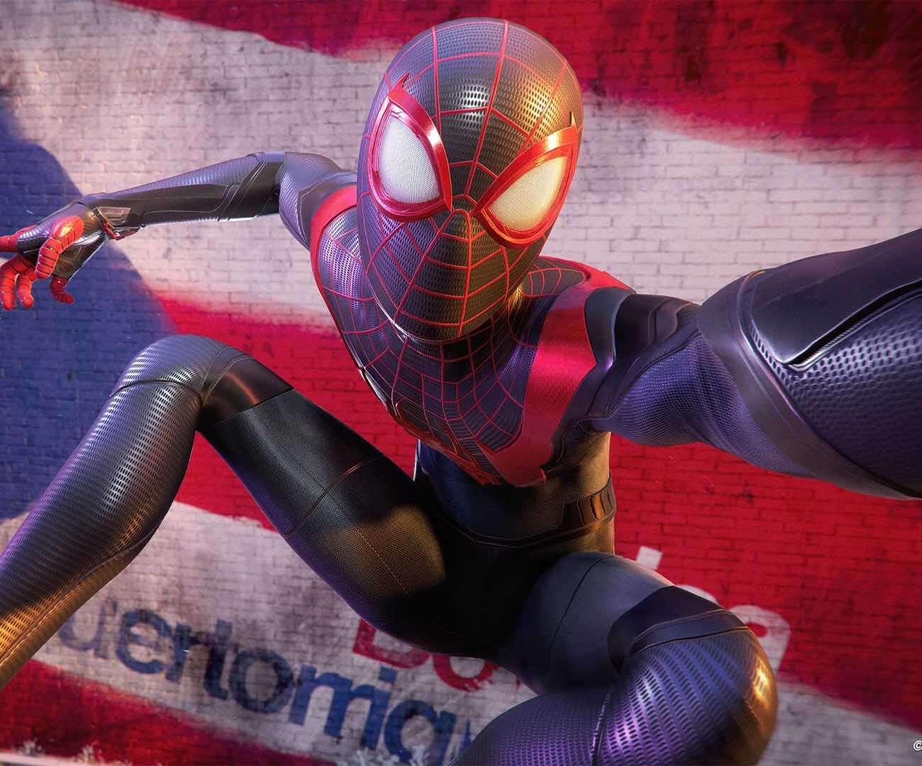 Spider-Man Miles Morales na PS4 daje radę!