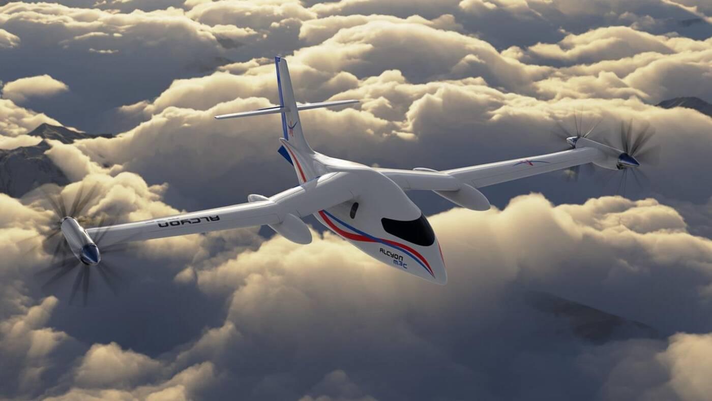 Spójrzcie na dwa nowe samoloty hybrydowe od Avions Mauboussin