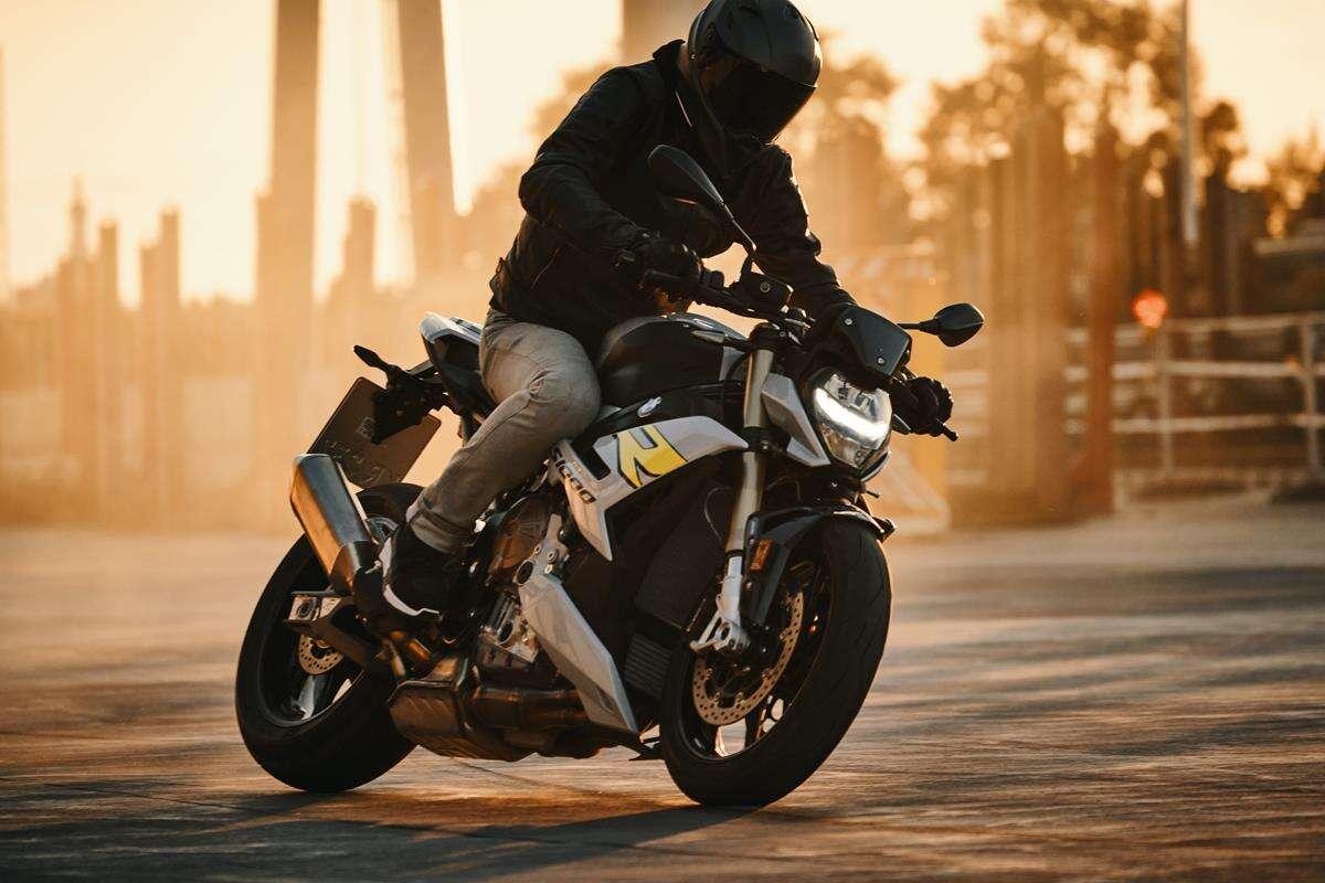 Spójrzcie na nowy motocykl BMW S 1000 R