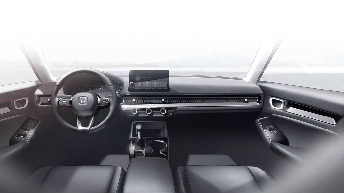 Spójrzcie na prototyp Hondy Civic nowej generacji