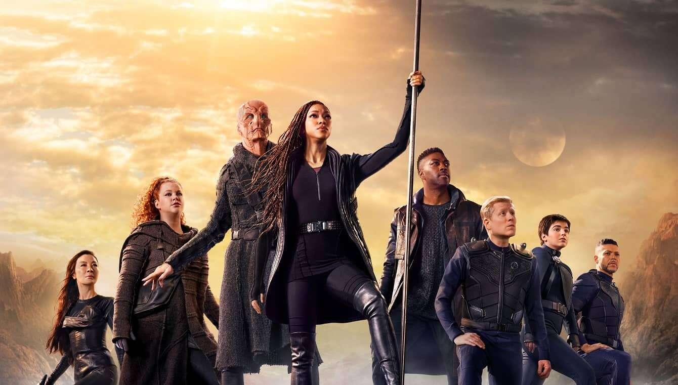 Recenzja serialu Star Trek: Discovery – prawie połowa 3 sezonu już za nami