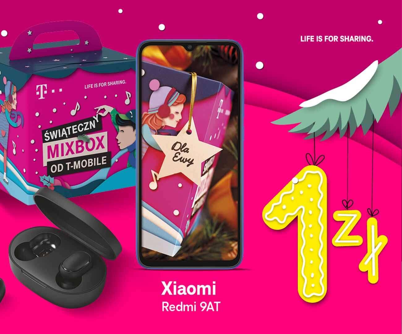 T-Mobile MIX BOX. Bo czasem gotowy prezent jest najprostszy
