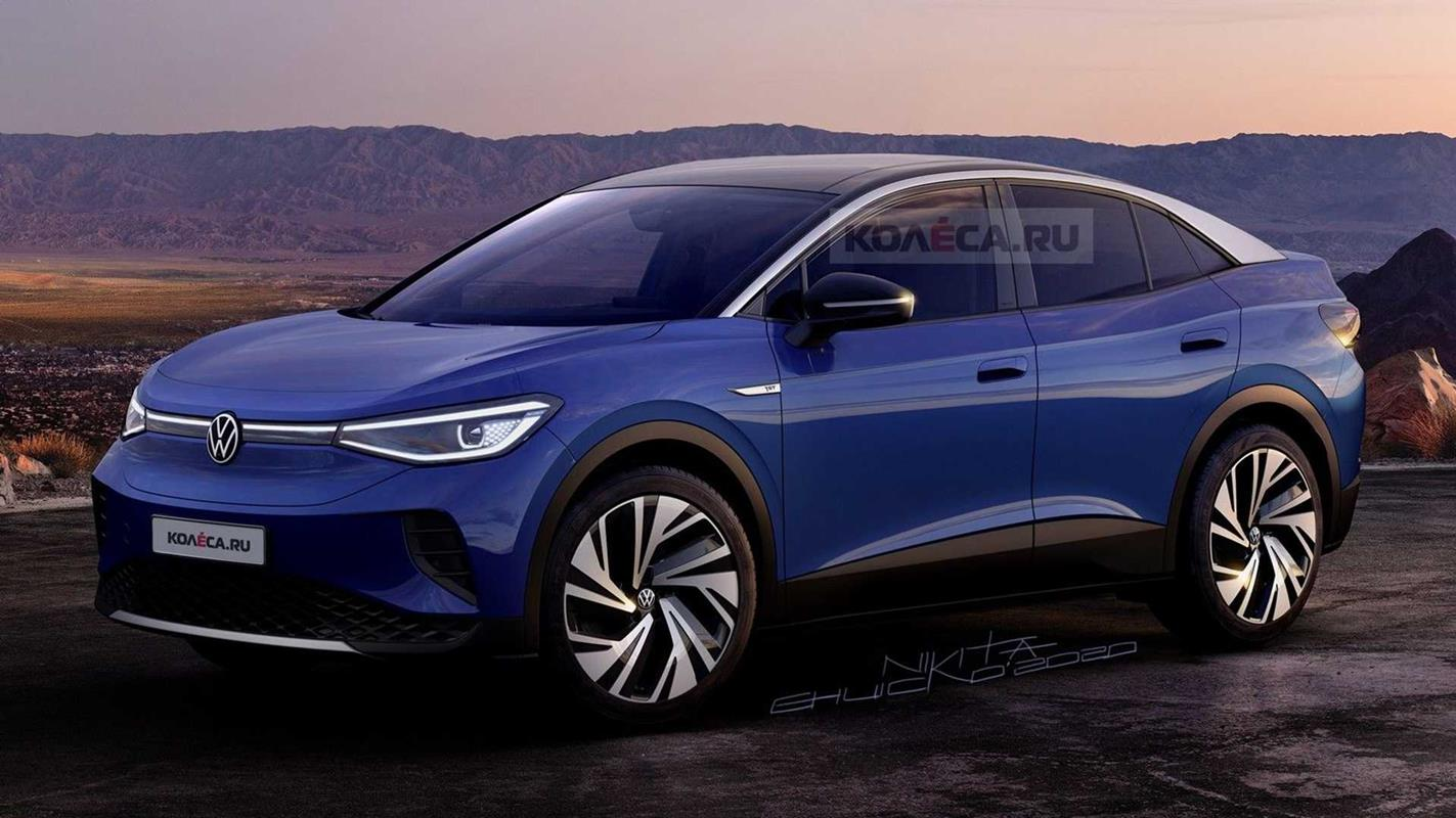 Elektryczny SUV Coupe Volkswagena nie trafi wszędzie