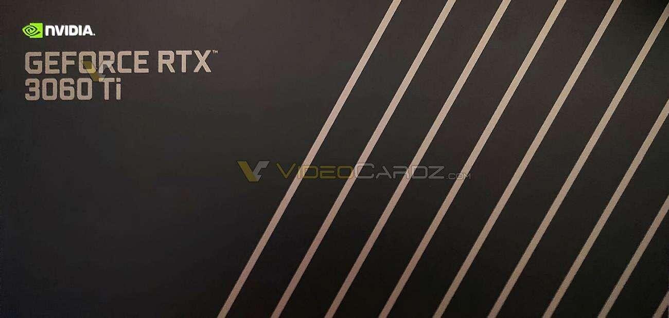 Tak wygląda Nvidia GeForce RTX 3060 Ti Founders Edition