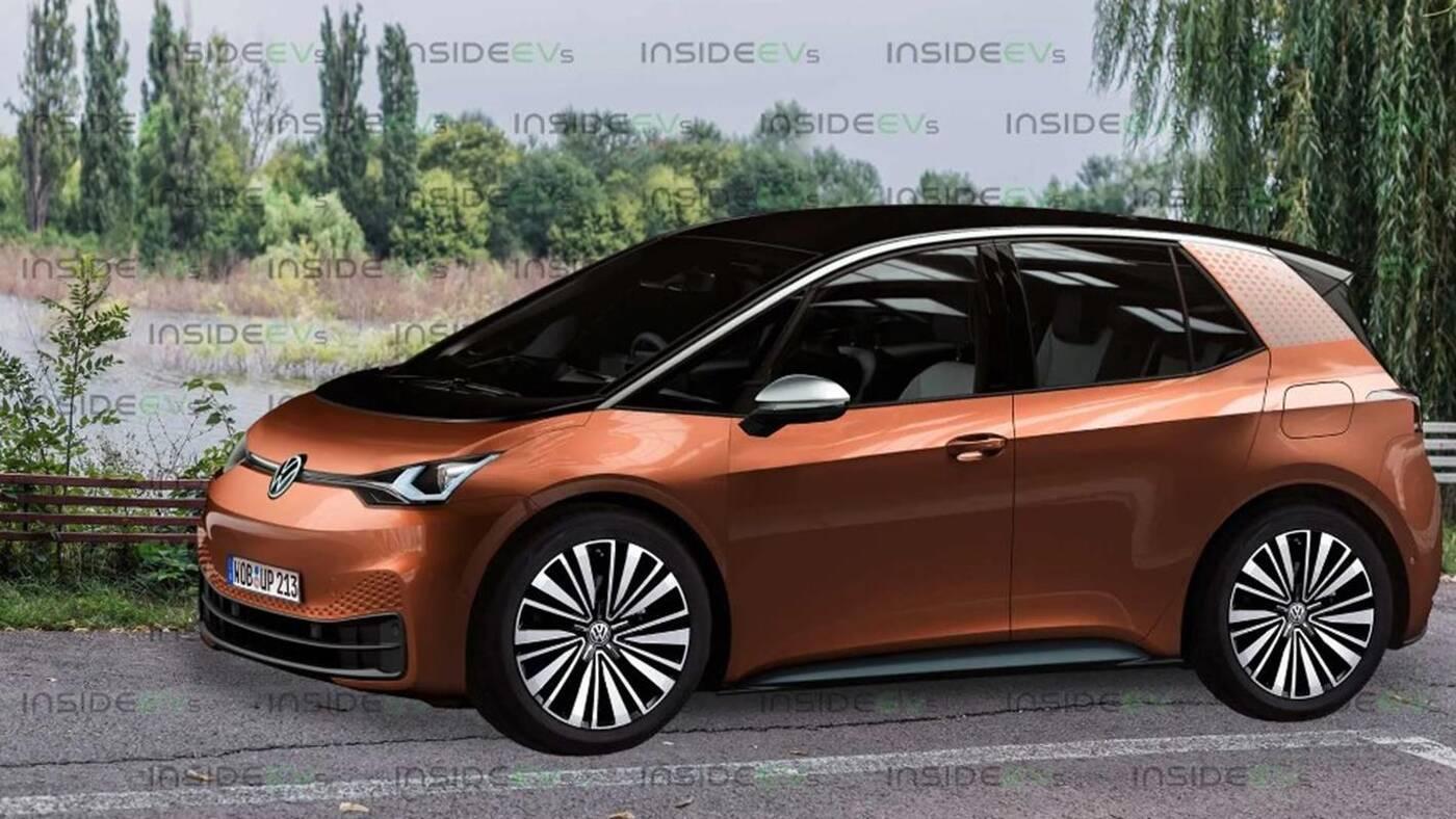 Tańsze elektryczne samochody Volkswagena, Id.1, Id.2