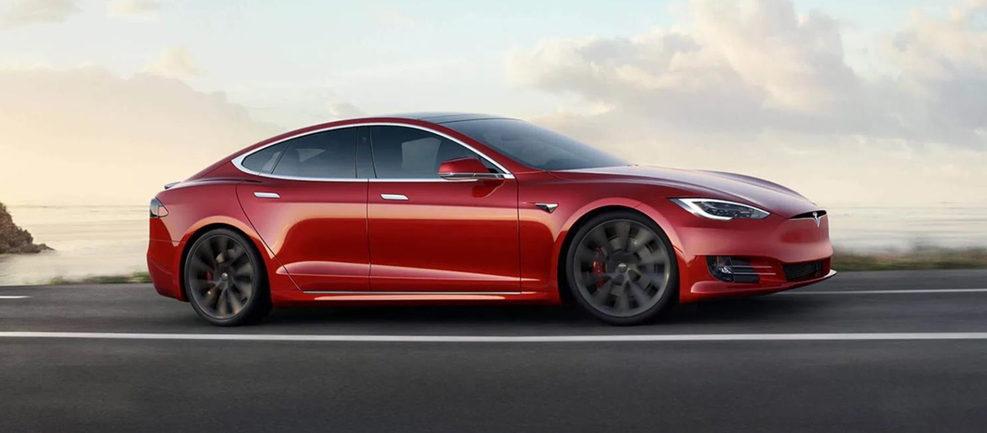Model S, Tesla Model S, zasięg Modelu S