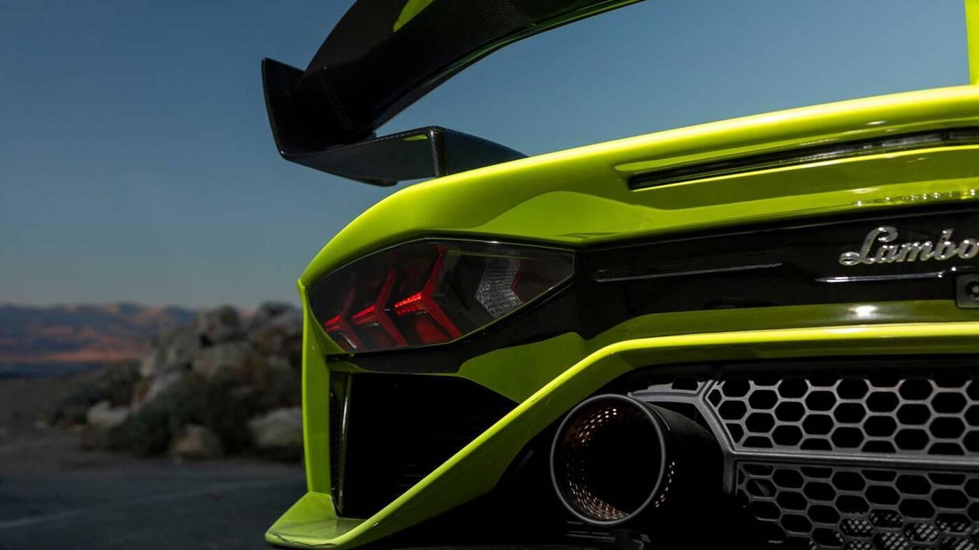 To ważna wiadomość o następcy Lamborghini Aventador