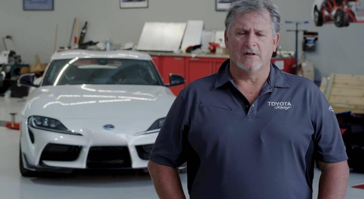 Toyota zapowiada GR Supra Sport Top ze zdejmowalnym dachem