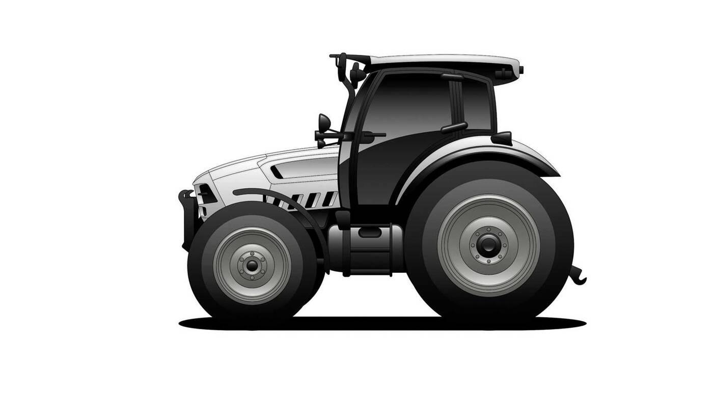Traktory Lamborghini w szczegółach