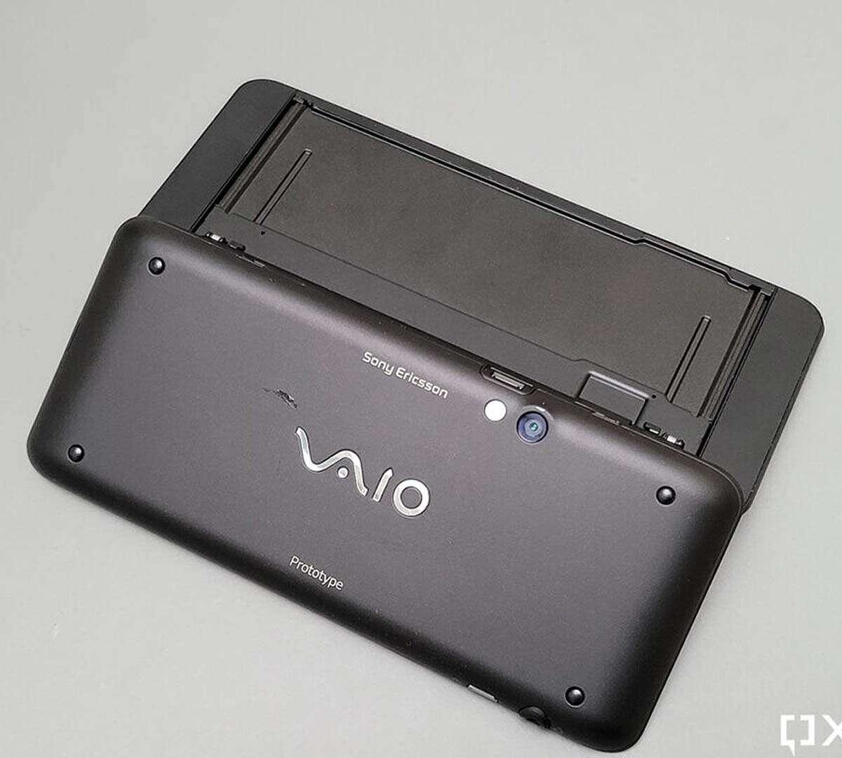 Sony Ericsson VAIO. Smartfon, którego nigdy nie było
