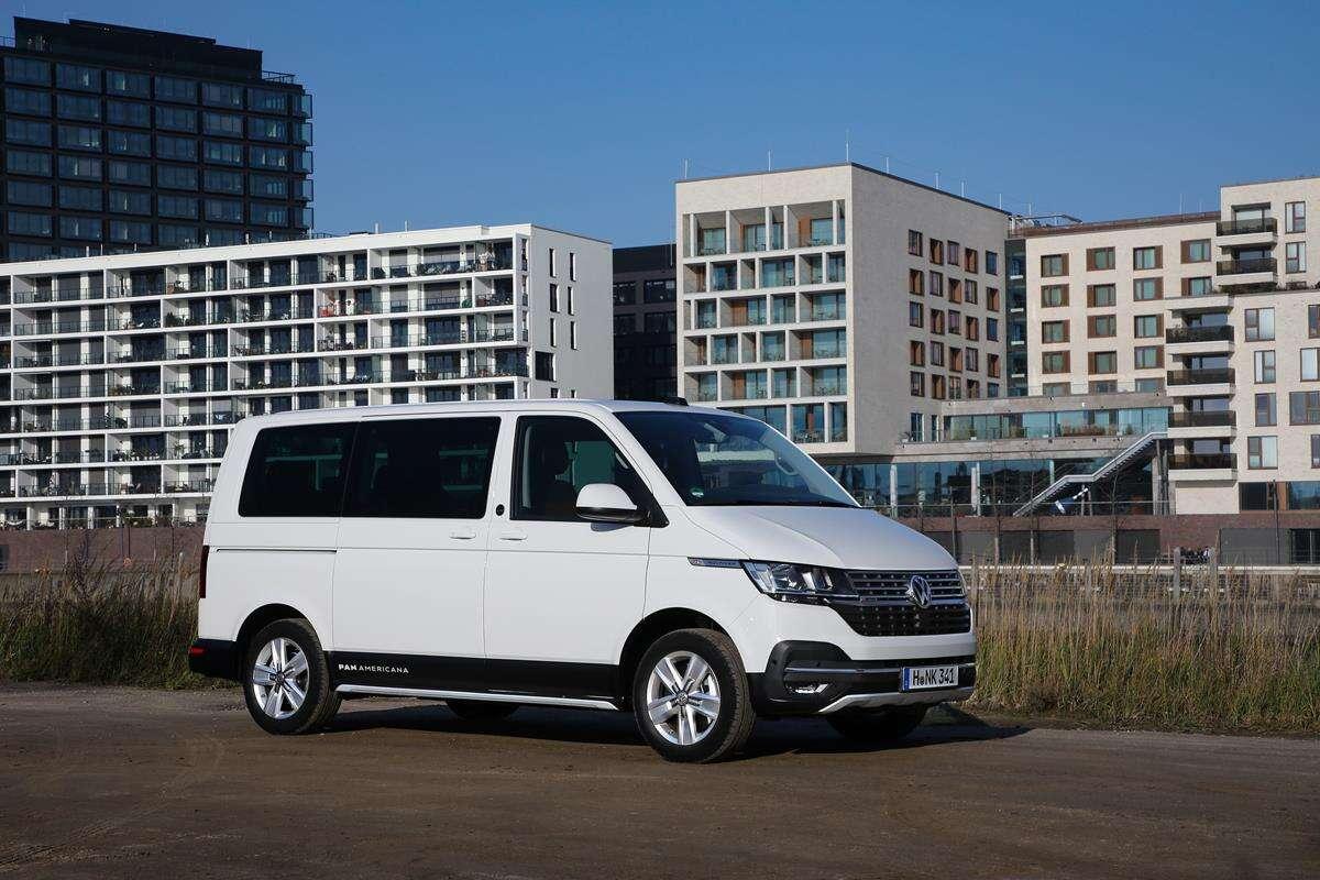 Volkswagen Multivan 6.1 już w wydaniu PanAmericana