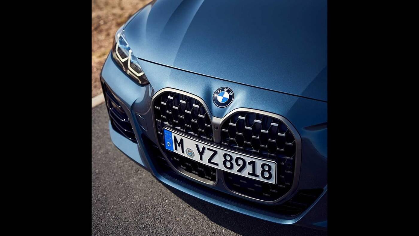 Wielkie nery nowych BMW są modyfikowane. Co na to szef designu firmy?