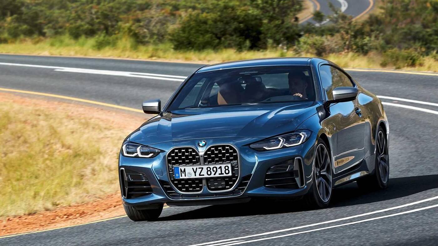 modyfikacje BMW M4, BMW M3, wielkie nery BMW, nerki BMW