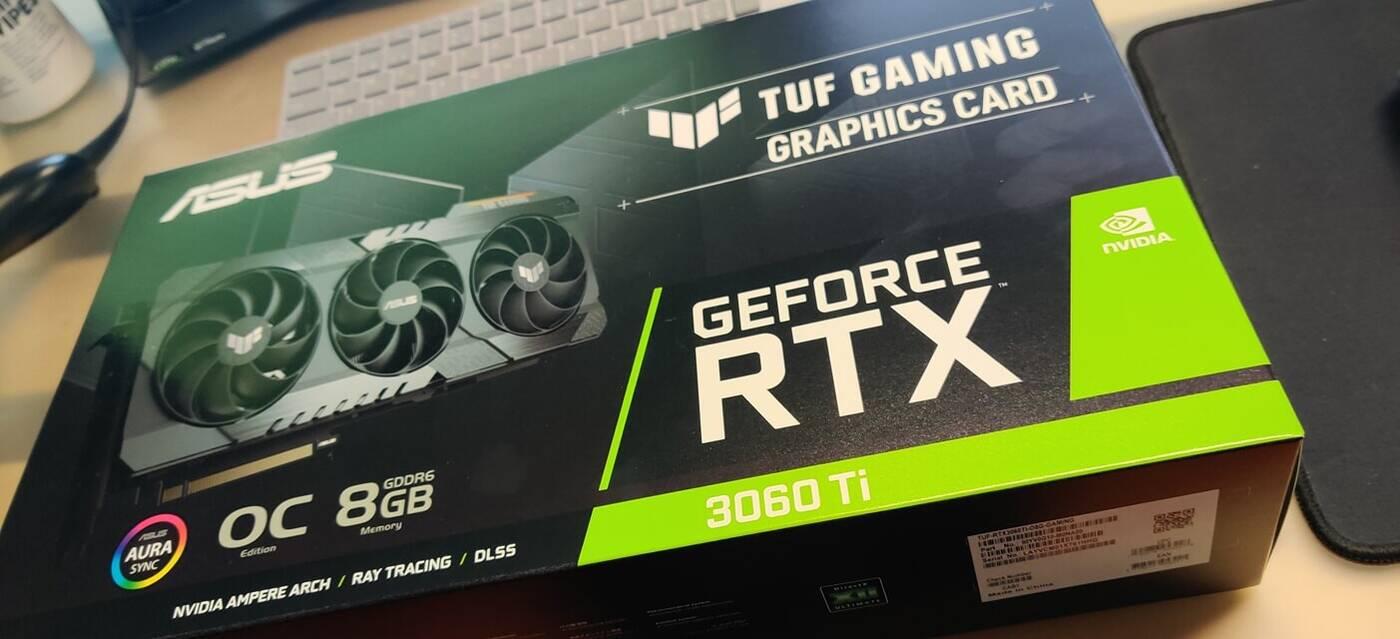 Oto oficjalna wydajność RTX 3060 Ti