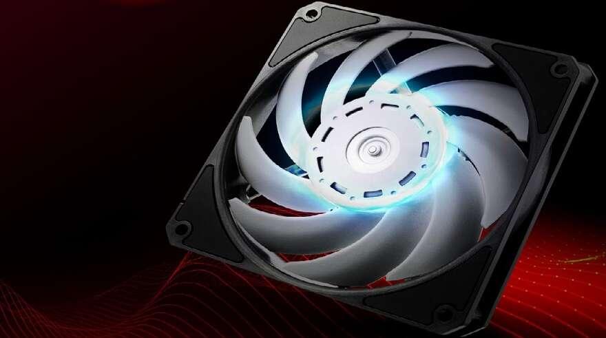 XPG prezentuje wentylator Vento Pro 120 PWM