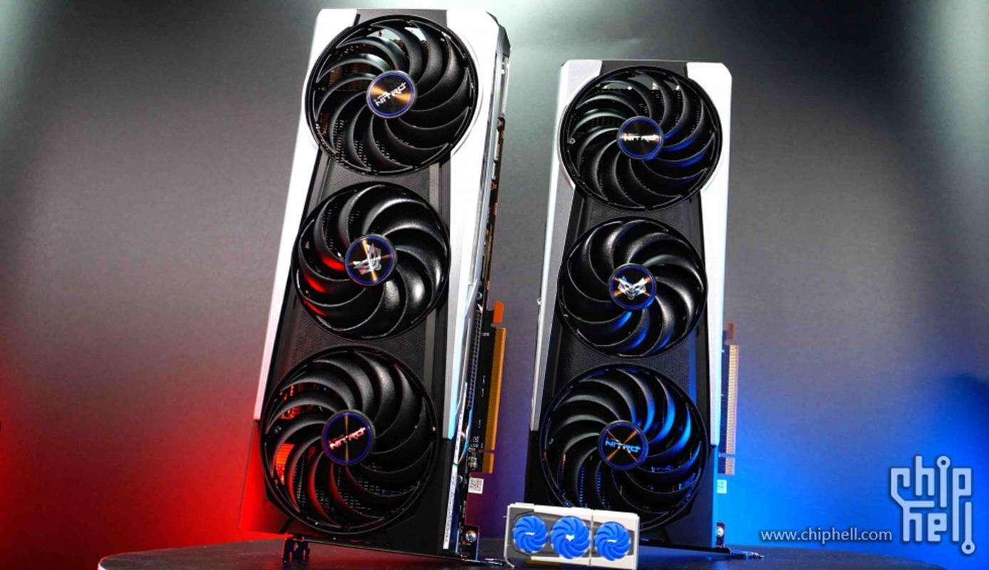 Zegary i test Sapphire Radeon RX 6800 XT i RX 6800 NITRO+