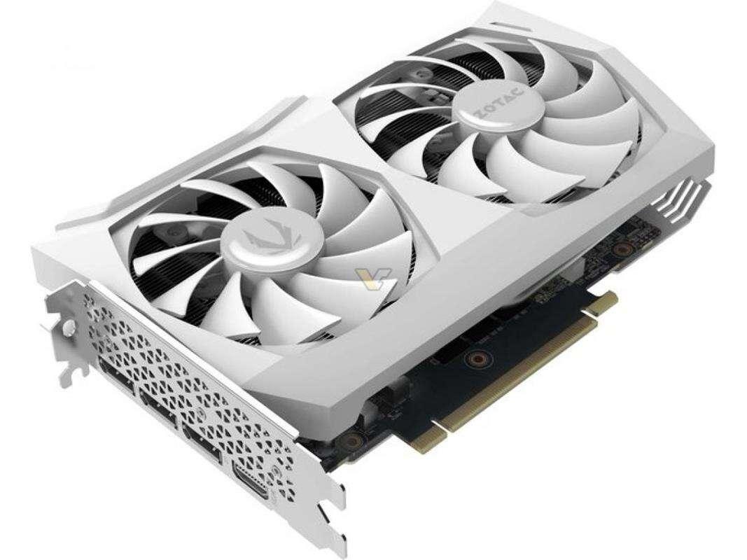 ZOTAC ujawnił GeForce RTX 3070 Twin Edge OC WHITE Edition
