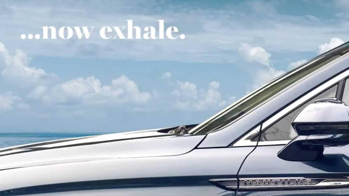 Zwiastun Lincoln Nautilus 2021 ujawnia datę premiery