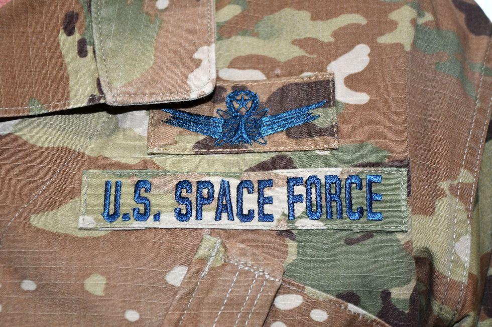 Amerykańscy Space Force Guardians, Space Force Guardians,, Guardians, Obrońcy Sił Kosmicznych