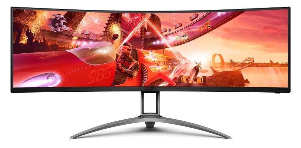 AOC Agon wypuszcza nowy monitor AG493UCX