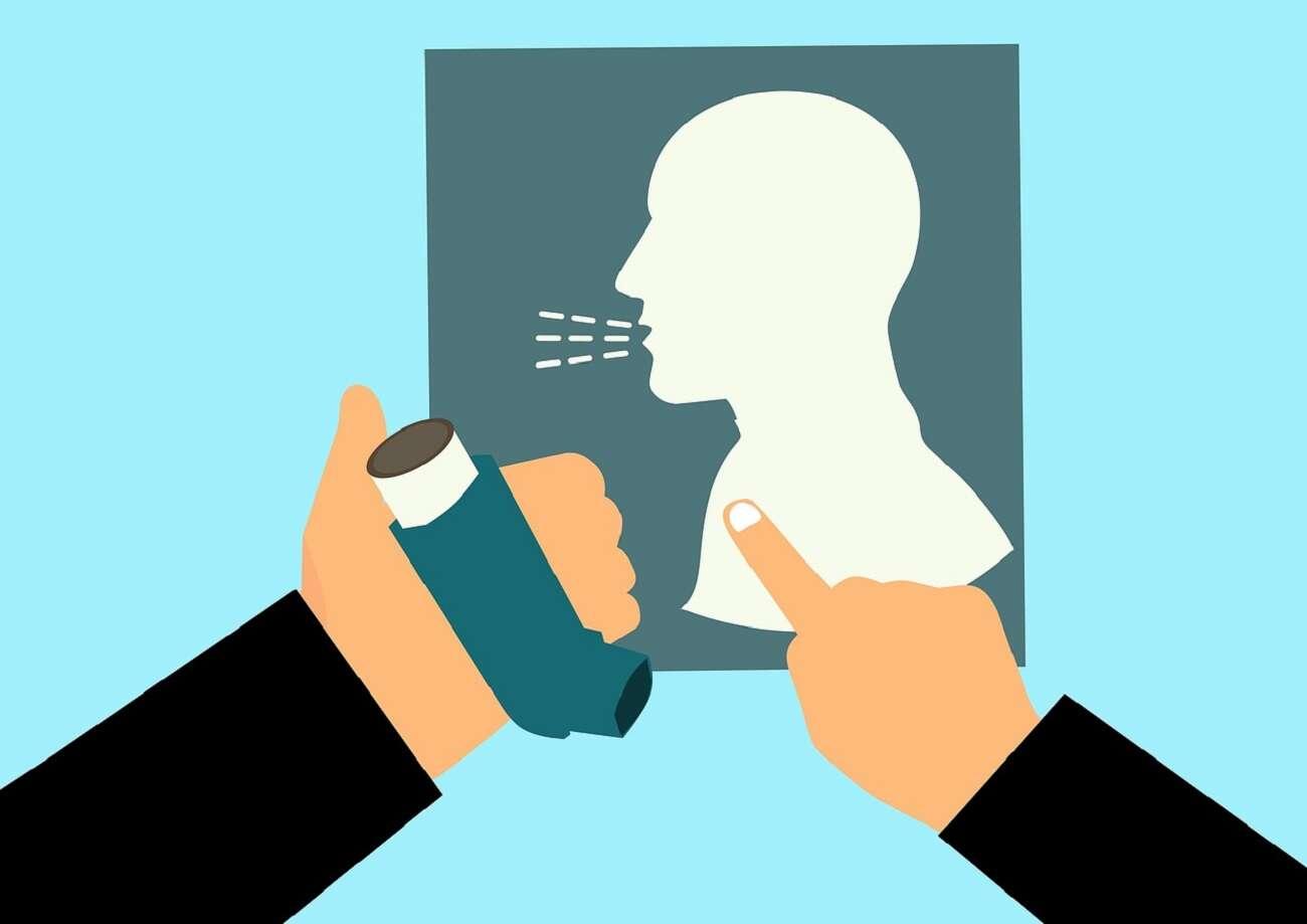Dlaczego osoby z astmą są mniej zagrożone COVID-19?