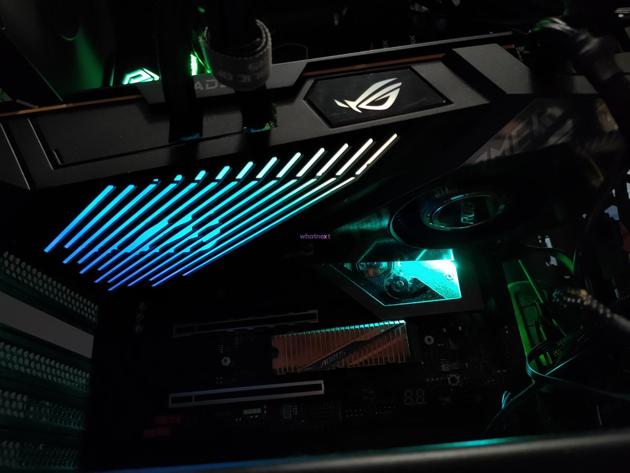 test Asus Radeon RX 6800 XT ROG Strix LC OC, recenzja Asus Radeon RX 6800 XT ROG Strix LC OC, review Asus Radeon RX 6800 XT ROG Strix LC OC, opinia Asus Radeon RX 6800 XT ROG Strix LC OC