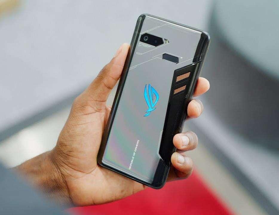 Asus ROG Phone ze Snapdragonem 888 geekbench i html5