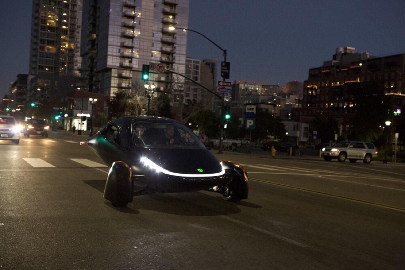 Aptera stworzy elektryczne pojazdy, które nie będą wymagały ładowania
