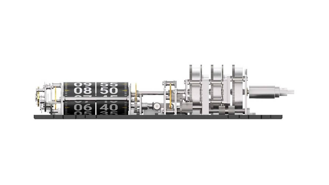 Biurkowy zegarek Batmobil, to wyjątkowa replika za ponad 100000 zł